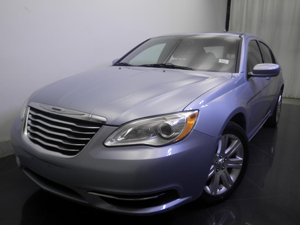 2012 Chrysler 200 - 1730024226