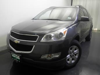 2012 Chevrolet Traverse - 1730024710