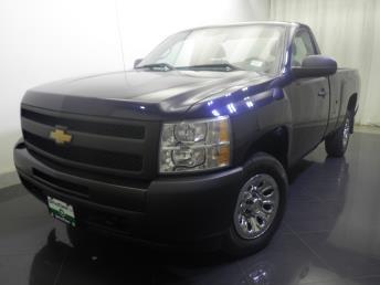 2011 Chevrolet Silverado 1500 - 1730025125