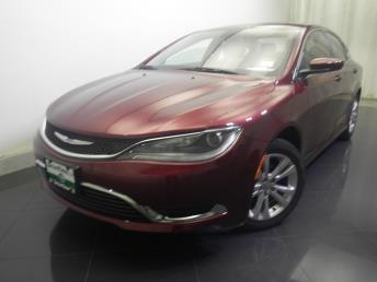 2015 Chrysler 200 - 1730025228