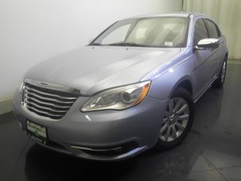 2013 Chrysler 200 - 1730025309