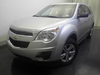 2012 Chevrolet Equinox - 1730025329