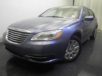 2011 Chrysler 200 - 1730025614