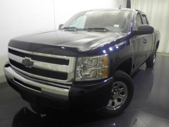2011 Chevrolet Silverado 1500 - 1730026083
