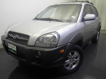 2008 Hyundai Tucson - 1730026095