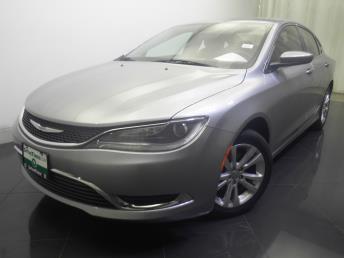 2015 Chrysler 200 - 1730026539