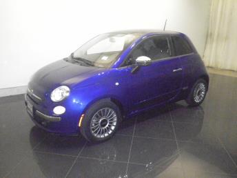 2012 FIAT 500 - 1730026691