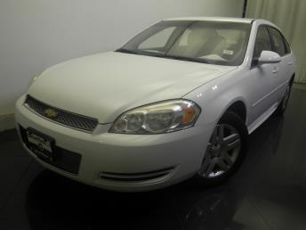 2012 Chevrolet Impala - 1730026728