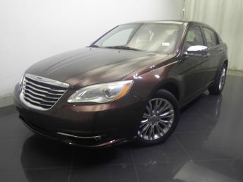 2012 Chrysler 200 - 1730026778
