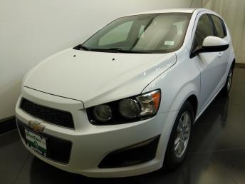 2012 Chevrolet Sonic LS - 1730027406