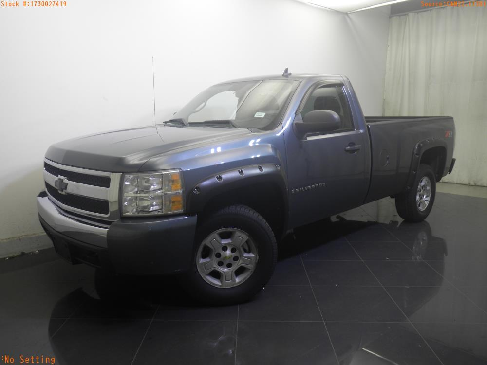 2007 Chevrolet Silverado 1500 - 1730027419