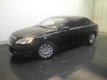 2014 Chrysler 200 - 1730027747