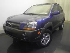 2009 Hyundai Tucson Limited