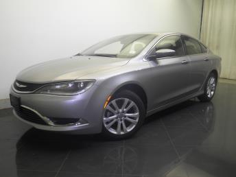 2015 Chrysler 200 - 1730028585