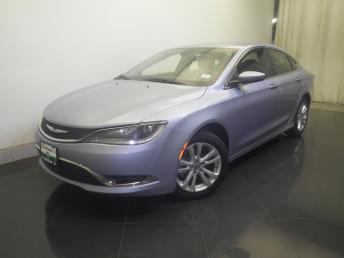 2015 Chrysler 200 - 1730028769
