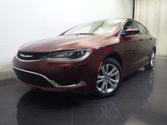 2015 Chrysler 200 - 1730028811