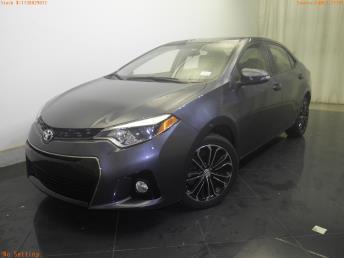 2014 Toyota Corolla S - 1730029071