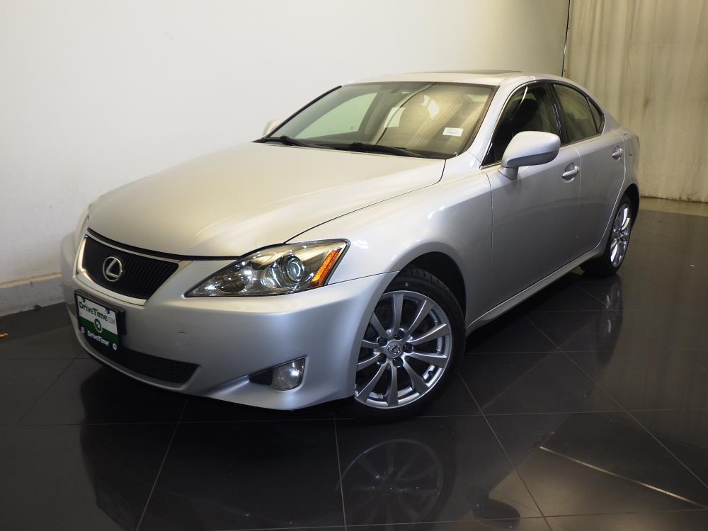 2008 Lexus IS - 1730029307