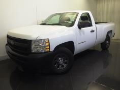 2010 Chevrolet Silverado 1500 Regular Cab Work Truck 8 ft