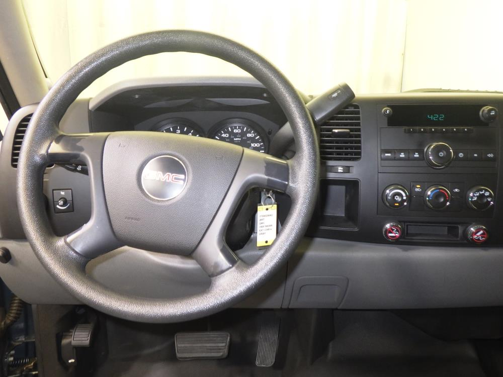 Used 2007 GMC Sierra 1500 Extended Cab Work Truck 6.5 ft