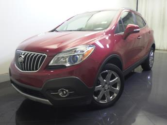 2014 Buick Encore Convenience - 1730029745