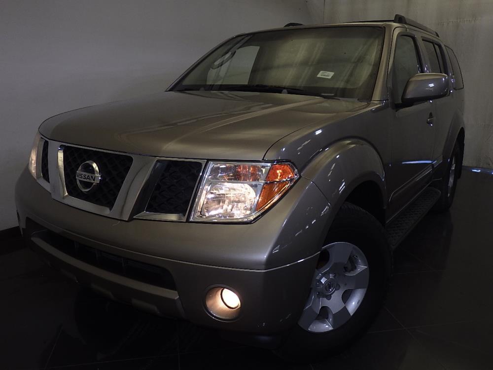 2007 Nissan Pathfinder - 1730029768