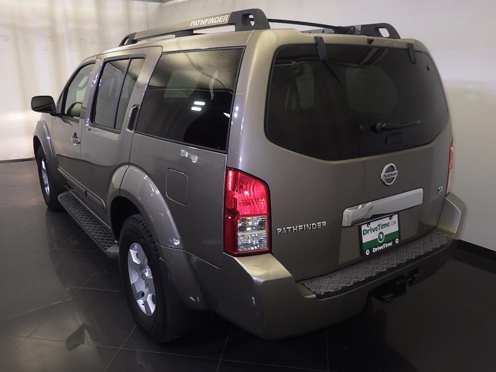 Used 2007 Nissan Pathfinder SE