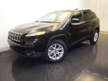 2014 Jeep Cherokee Latitude - 1730029976