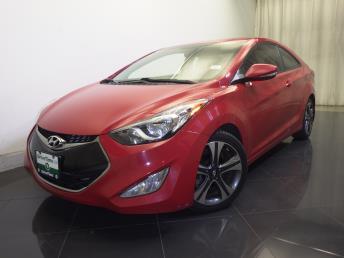 2013 Hyundai Elantra Coupe - 1730029996
