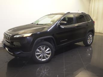 2015 Jeep Cherokee Limited - 1730030035