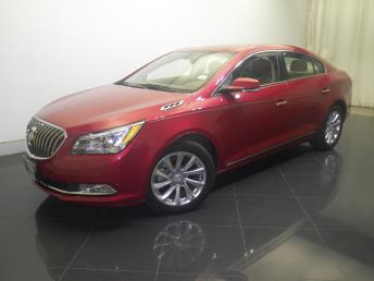 2014 Buick LaCrosse Leather - 1730030043