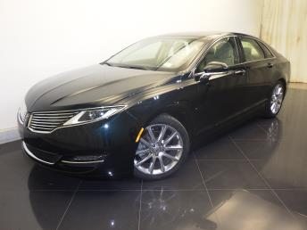 2014 Lincoln MKZ  - 1730030112