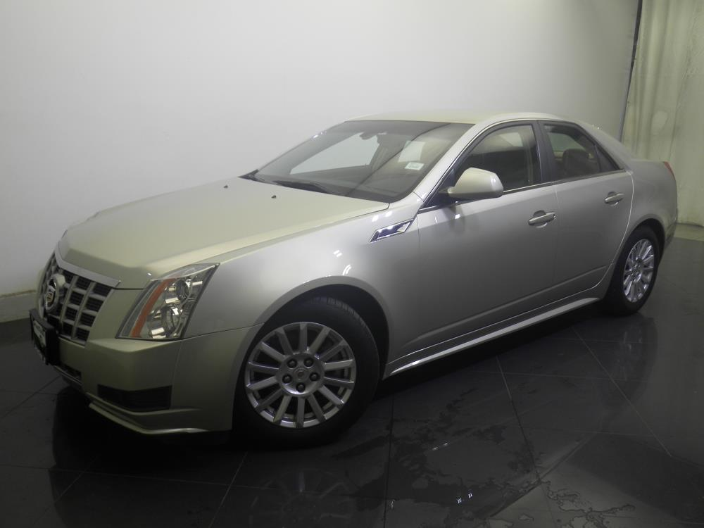 2013 Cadillac CTS 3.0 Luxury Collection - 1730030132