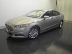 2015 Ford Fusion Energi Plug-In Hybrid SE Luxury