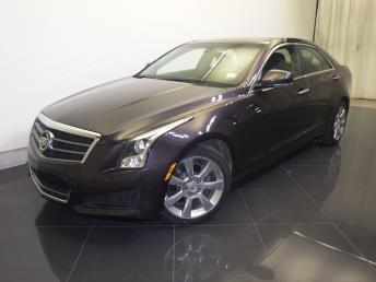 2014 Cadillac ATS 2.5L Luxury - 1730030165