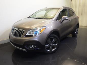 2014 Buick Encore Leather - 1730030194