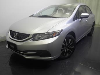 2015 Honda Civic EX - 1730030269