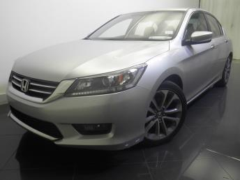 2015 Honda Accord Sport - 1730030276
