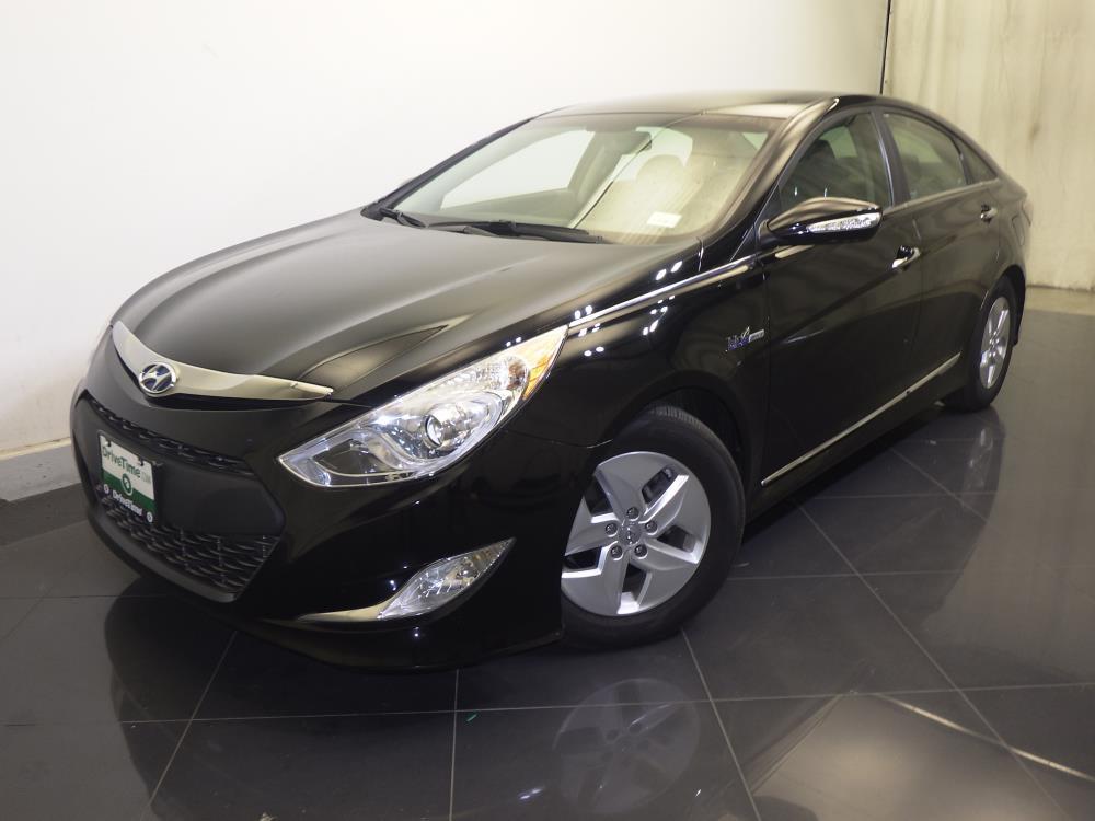 2012 Hyundai Sonata - 1730030286