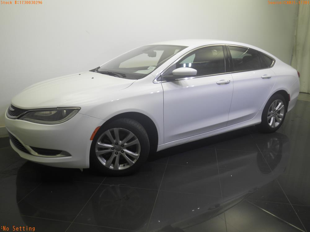 2015 Chrysler 200 - 1730030296