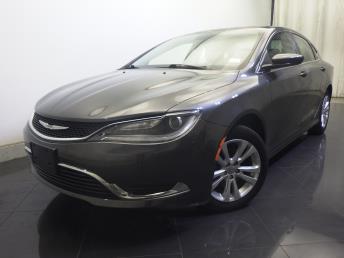2015 Chrysler 200 - 1730030299