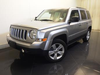 2014 Jeep Patriot Latitude - 1730030325