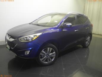 2014 Hyundai Tucson Limited - 1730030430