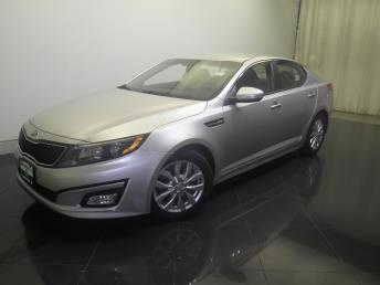 2015 Kia Optima EX - 1730030439