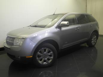 2007 Lincoln MKX  - 1730030479