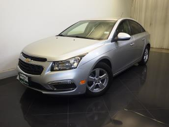 2016 Chevrolet Cruze Limited - 1730030506