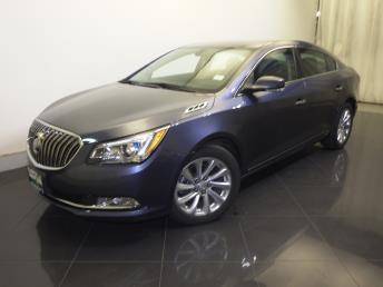 2014 Buick LaCrosse Leather - 1730030516