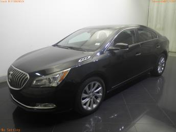 2014 Buick LaCrosse Leather - 1730030524