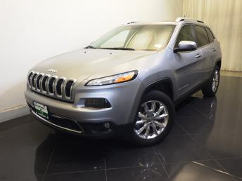 2014 Jeep Cherokee Limited - 1730030557