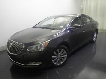 2014 Buick LaCrosse Leather - 1730030567